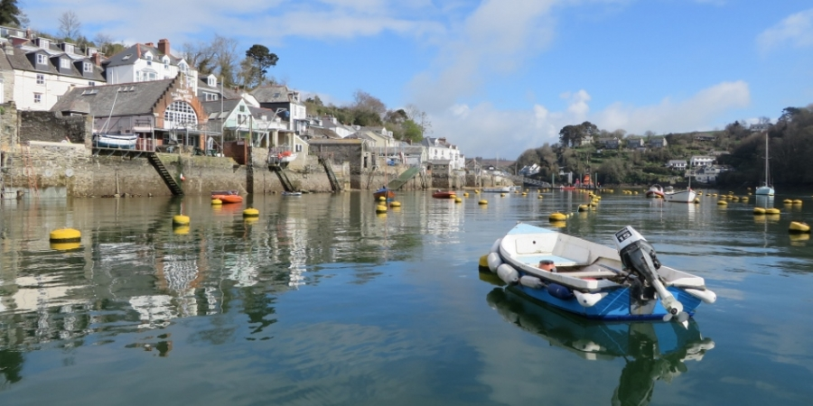 Fowey Harbour project